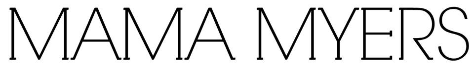 Mama Myers Logo